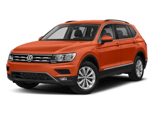 2018 Volkswagen Tiguan SE - Volkswagen dealer serving Watertown CT