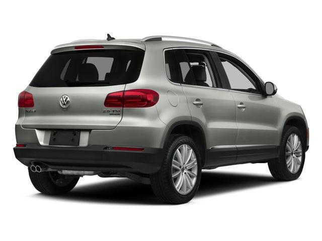 2016 Volkswagen Tiguan 21491 - Watertown CT area Volkswagen dealer