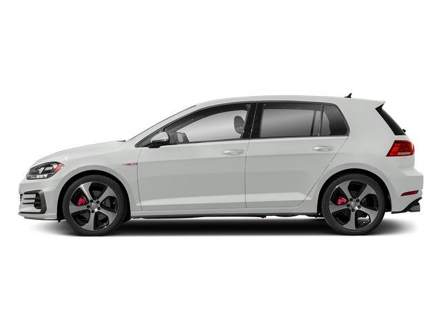 2018 Volkswagen Golf Gti Autobahn Volkswagen Dealer