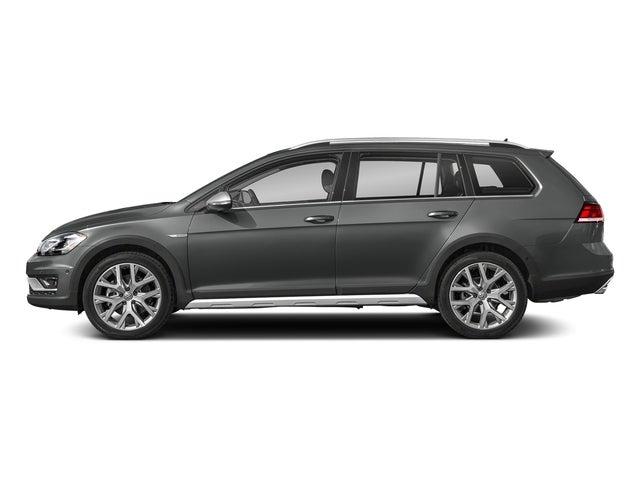 2018 Volkswagen Golf Alltrack SE - Volkswagen dealer serving ...