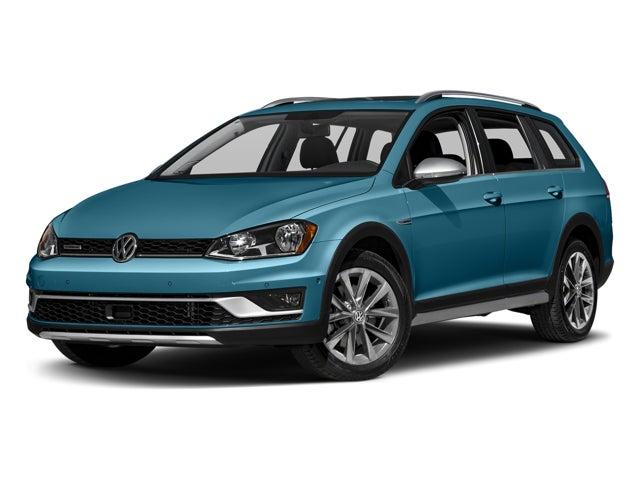 2017 Volkswagen Golf Alltrack S - Watertown CT area Volkswagen ...