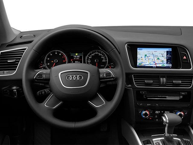 Audi Q PREMIUM PLUS Watertown CT Area Volkswagen Dealer - Audi q5 premium vs premium plus