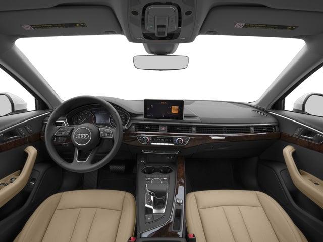 2017 Audi A4 Premium In Watertown Ct Valenti Vw