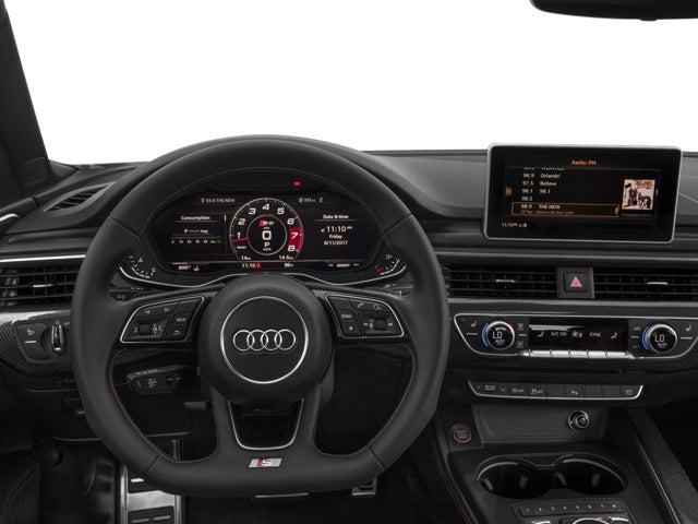 2018 Audi S5 Sportback Premium Plus Watertown Ct Area Volkswagen