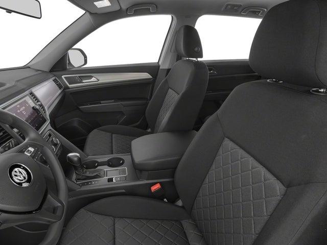 2018 Volkswagen Atlas 3.6L V6 SEL - Volkswagen dealer serving ...
